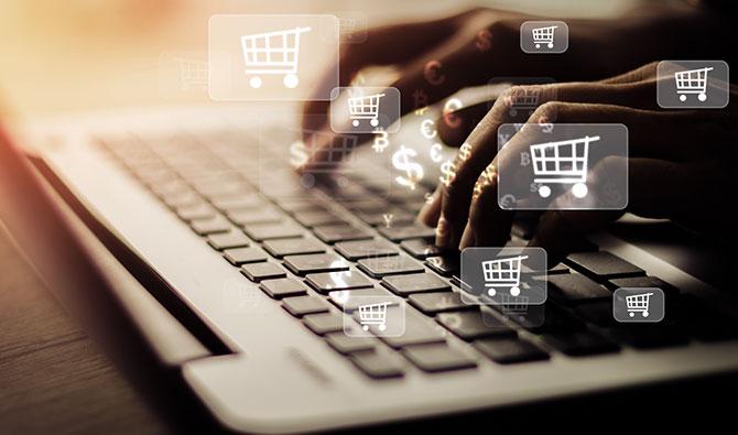Targeted online sales